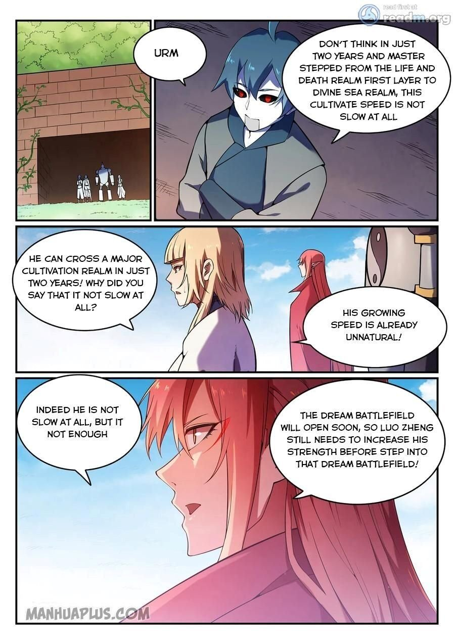 Manga Apotheosis - Chapter 575 Page 10