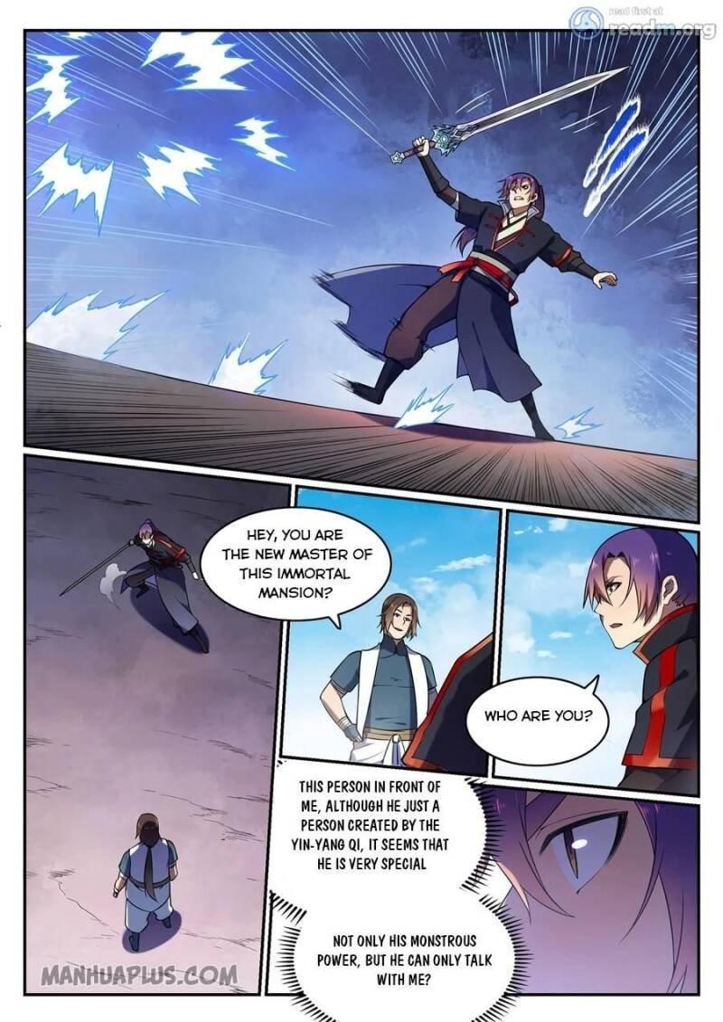 Manga Apotheosis - Chapter 575 Page 14