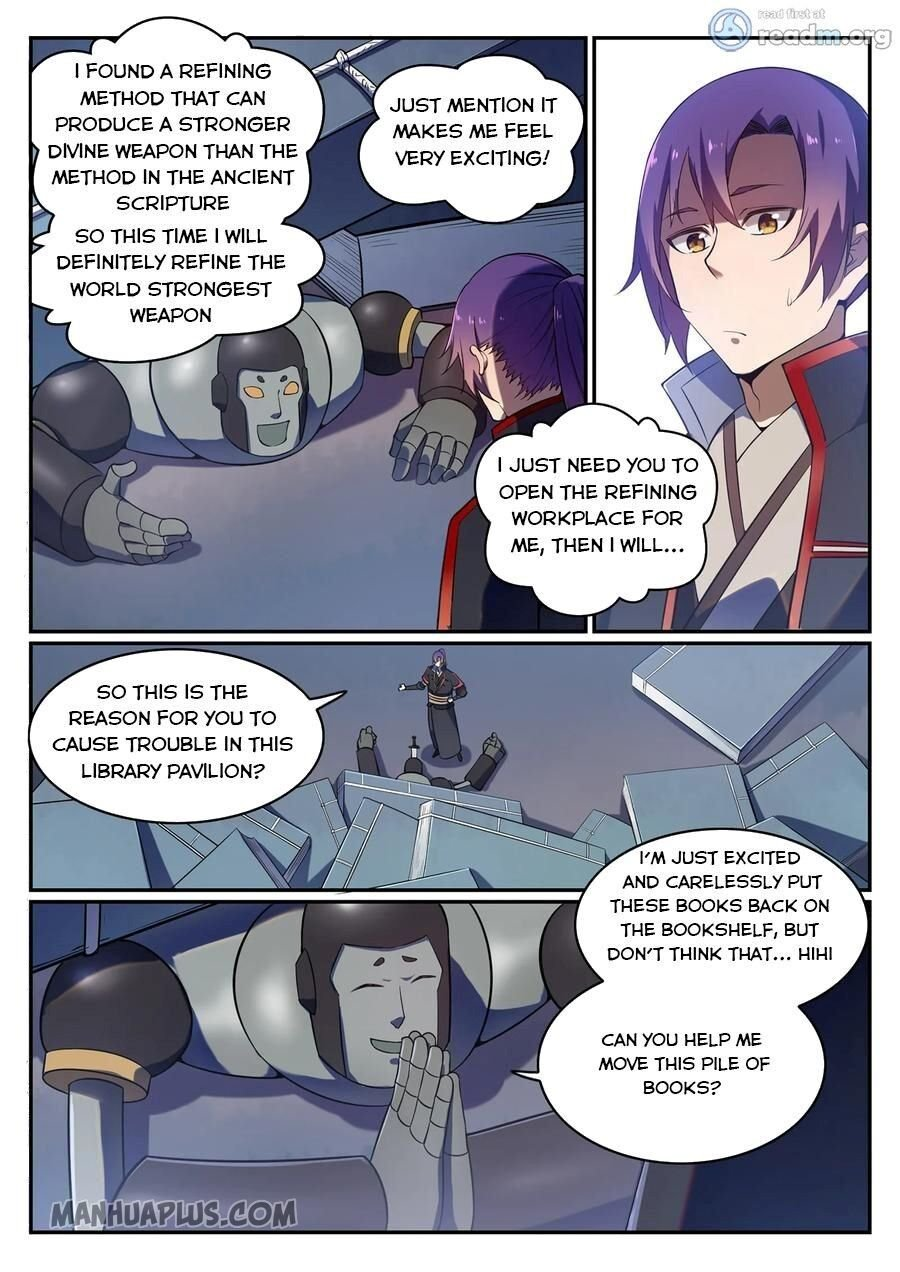 Manga Apotheosis - Chapter 575 Page 1