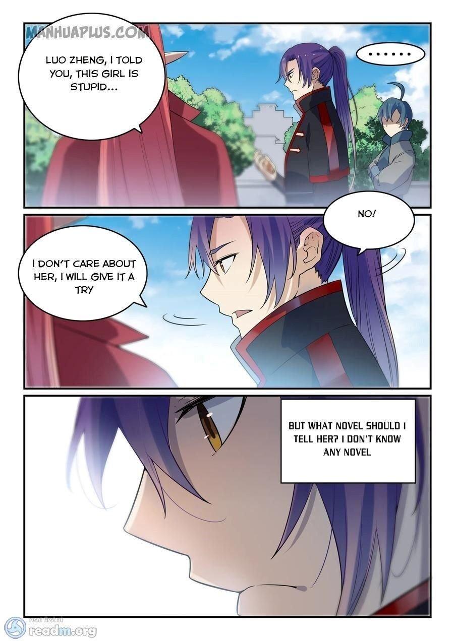 Manga Apotheosis - Chapter 574 Page 10