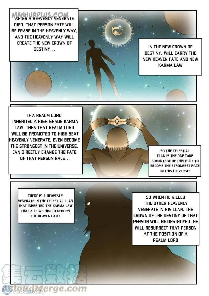 Manga Apotheosis - Chapter 574 Page 4