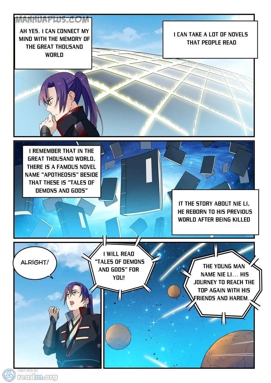 Manga Apotheosis - Chapter 574 Page 11