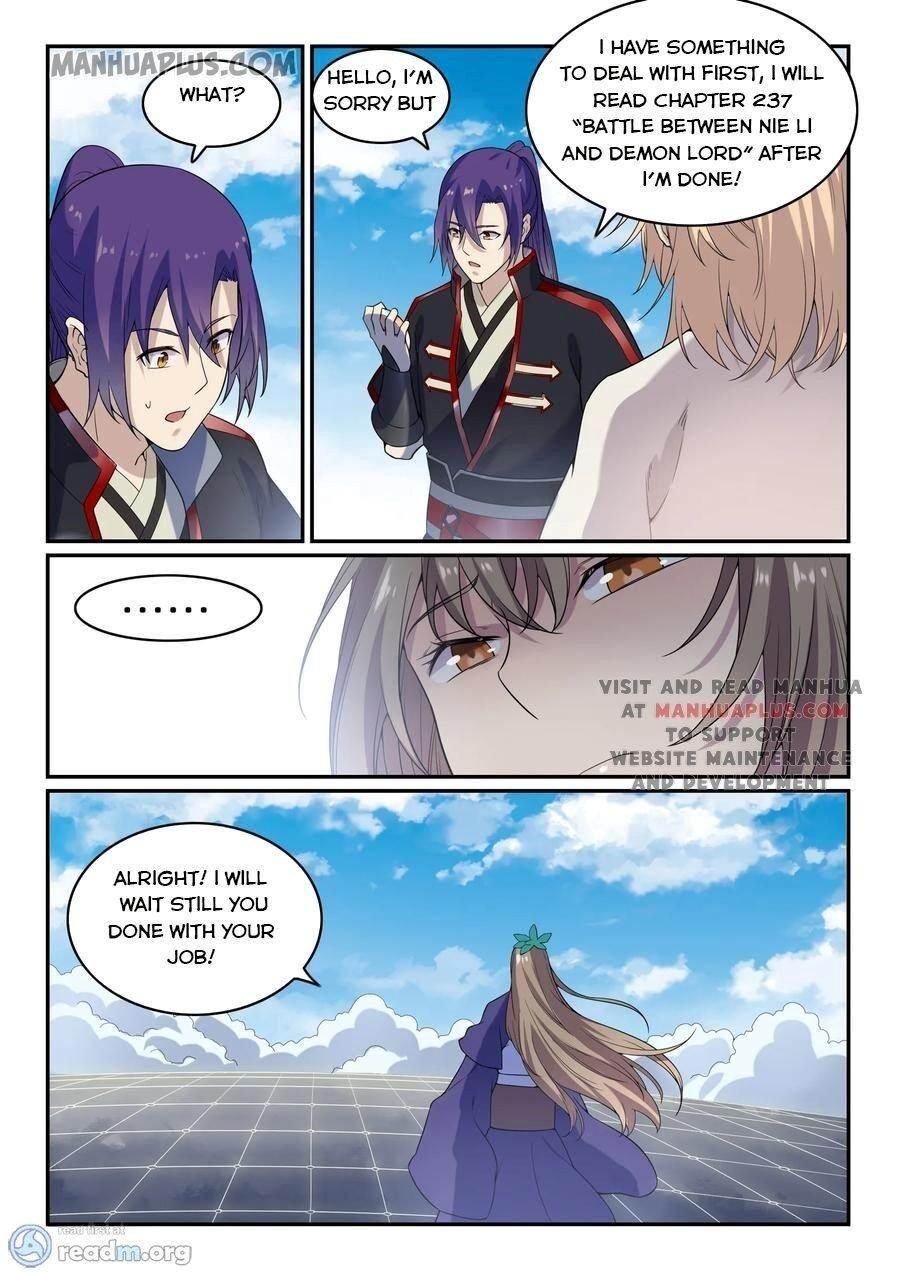 Manga Apotheosis - Chapter 574 Page 14