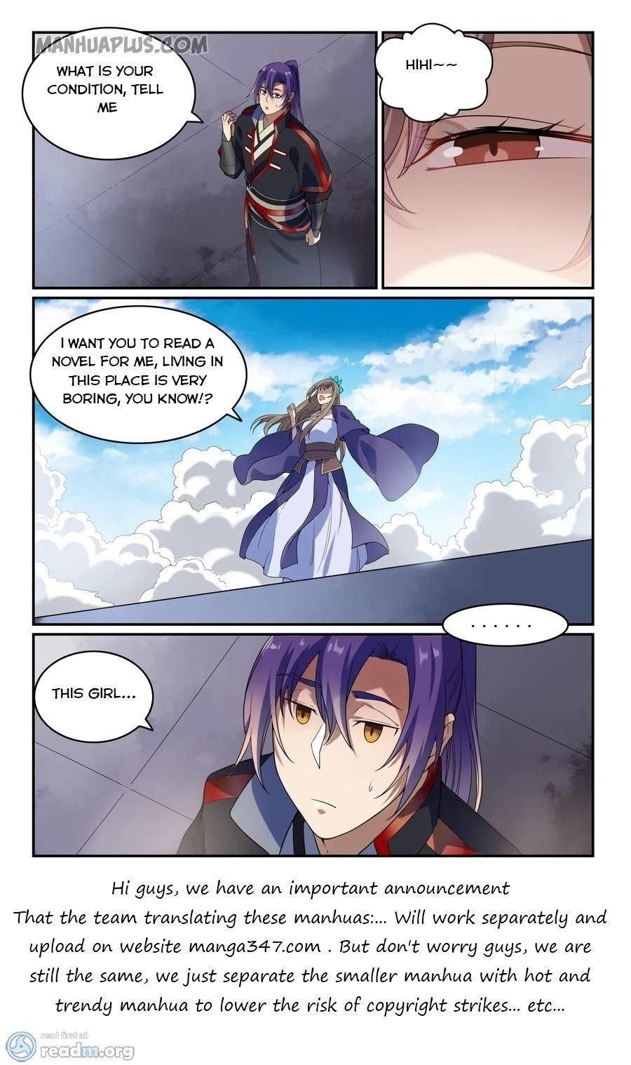 Manga Apotheosis - Chapter 574 Page 9