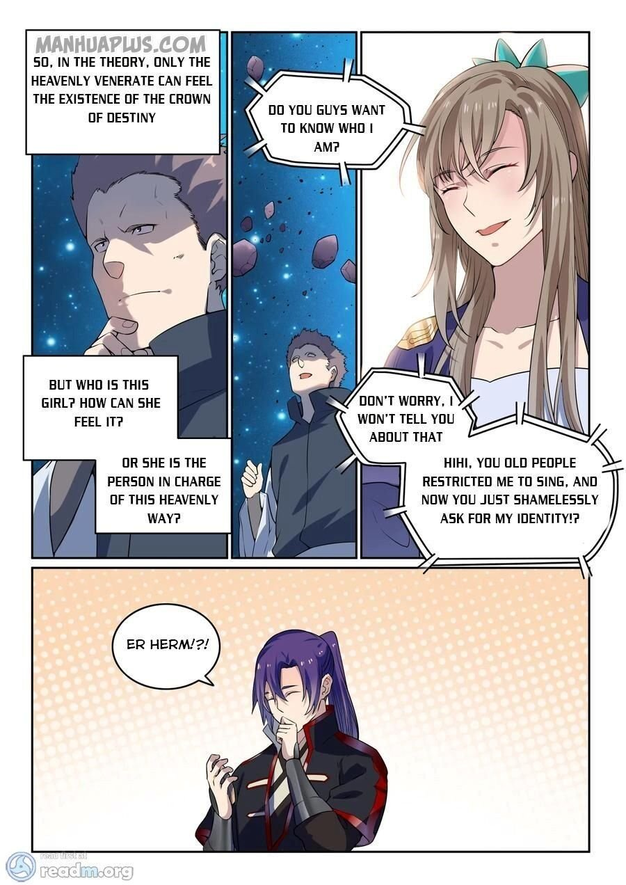 Manga Apotheosis - Chapter 574 Page 6