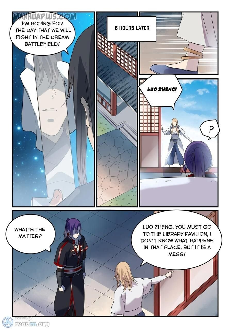 Manga Apotheosis - Chapter 574 Page 13