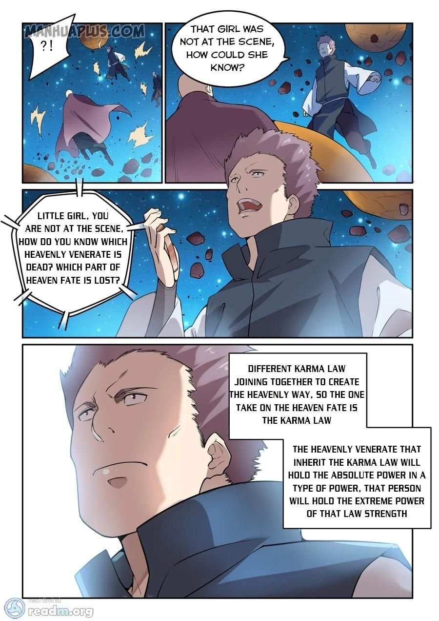 Manga Apotheosis - Chapter 574 Page 3