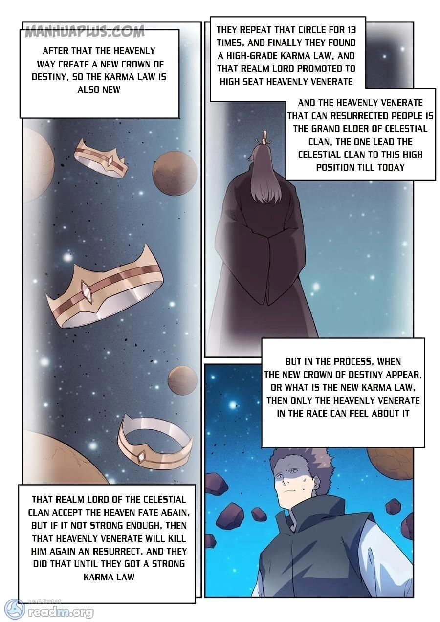 Manga Apotheosis - Chapter 574 Page 5