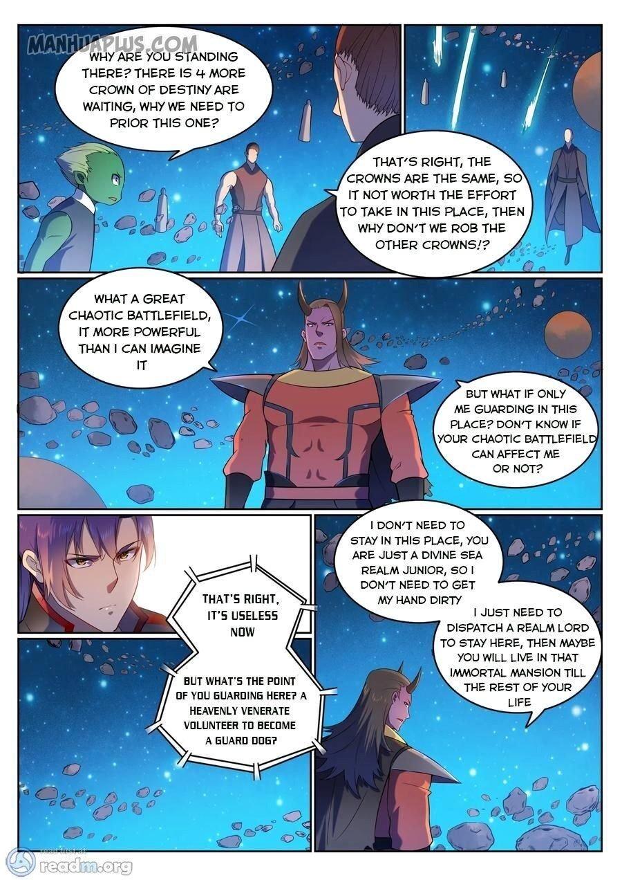 Manga Apotheosis - Chapter 573 Page 10