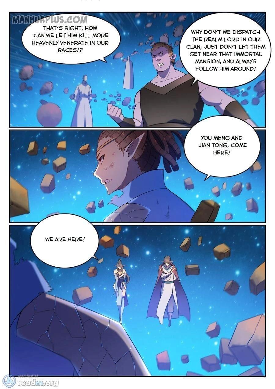 Manga Apotheosis - Chapter 573 Page 11