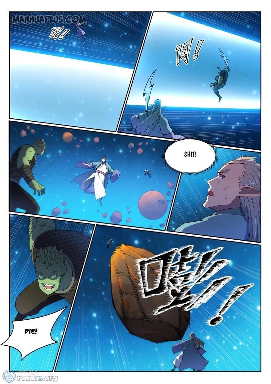 Manga Apotheosis - Chapter 573 Page 5