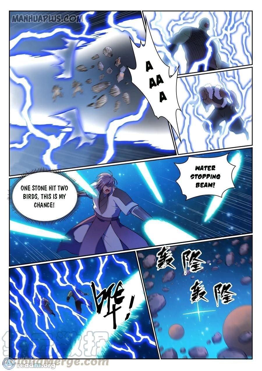 Manga Apotheosis - Chapter 573 Page 8