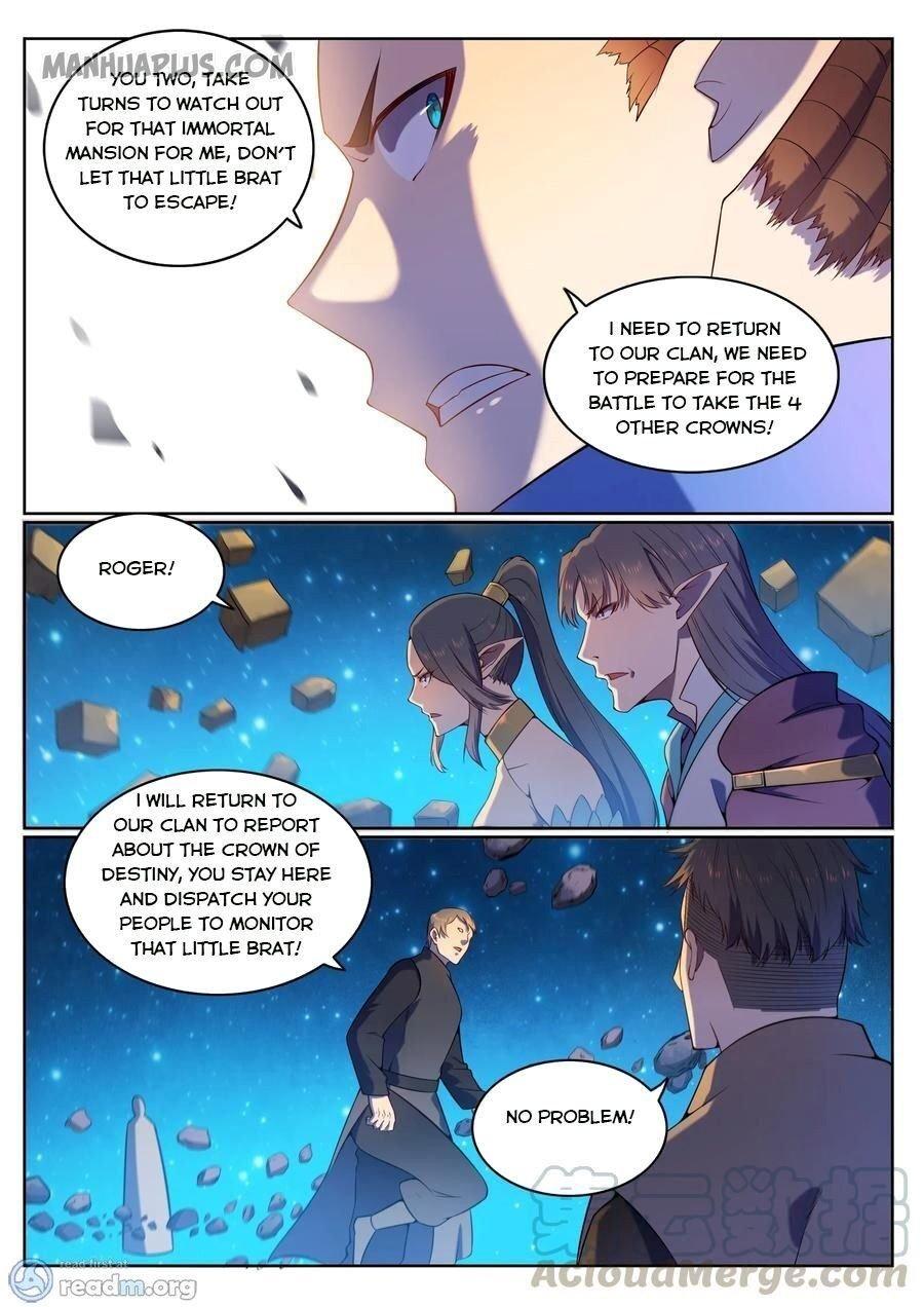 Manga Apotheosis - Chapter 573 Page 12