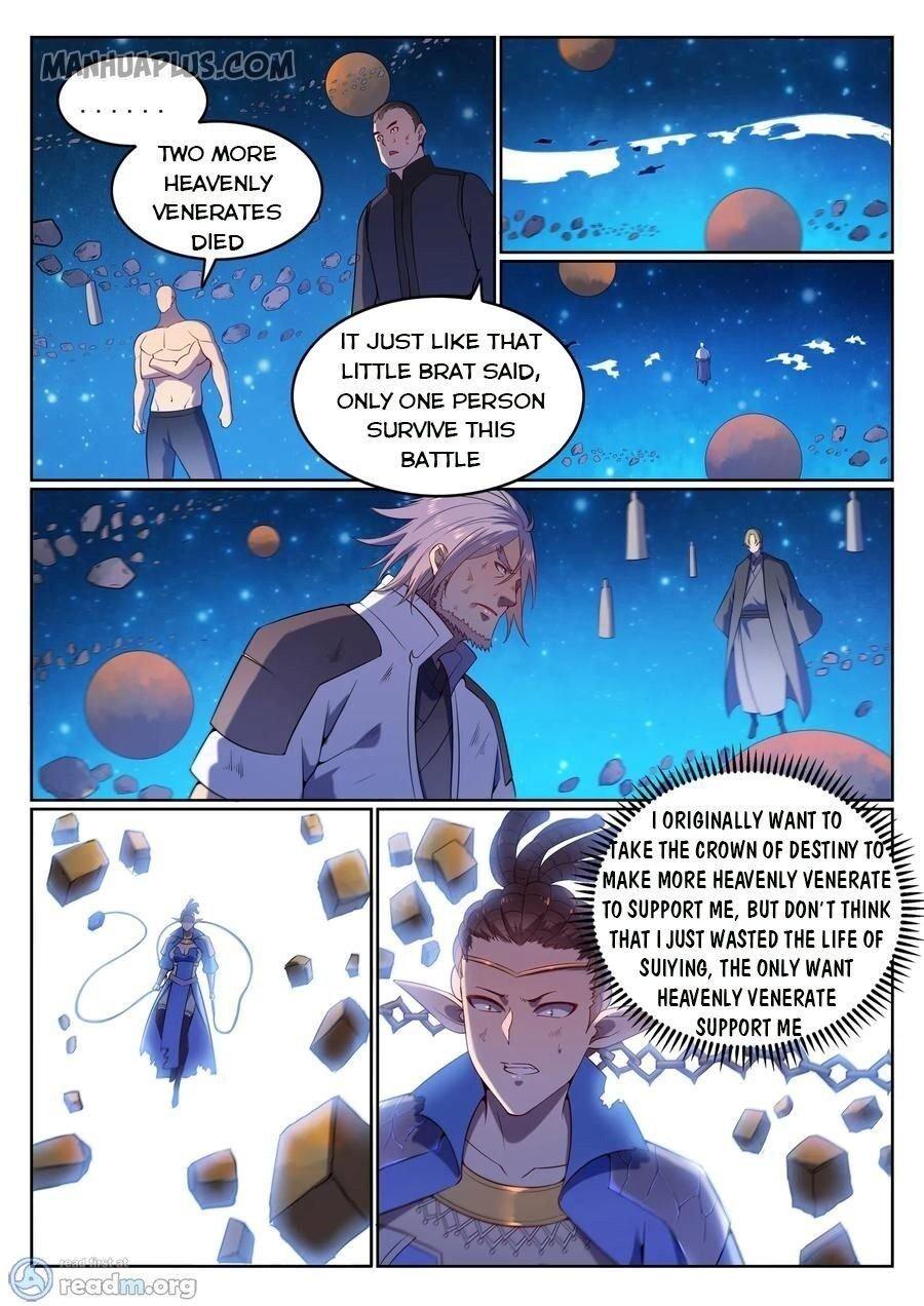 Manga Apotheosis - Chapter 573 Page 9