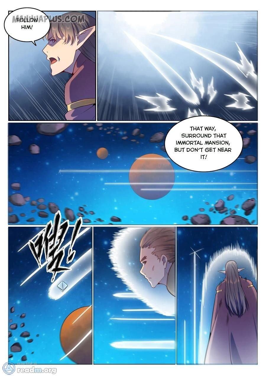 Manga Apotheosis - Chapter 573 Page 14