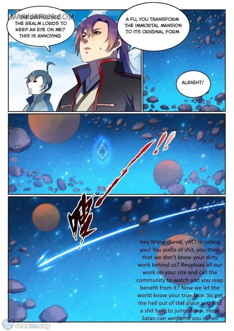 Manga Apotheosis - Chapter 573 Page 13