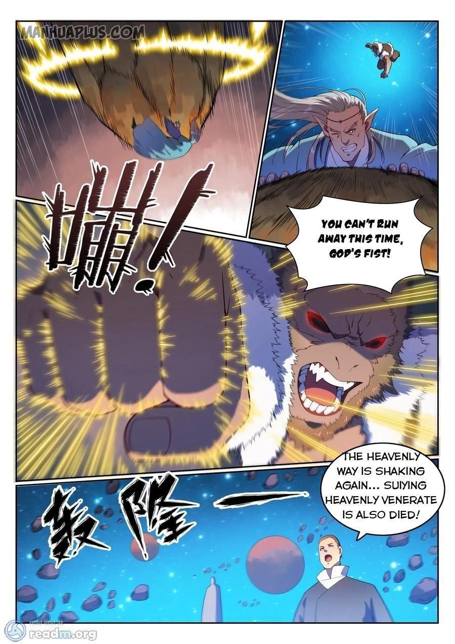 Manga Apotheosis - Chapter 573 Page 6