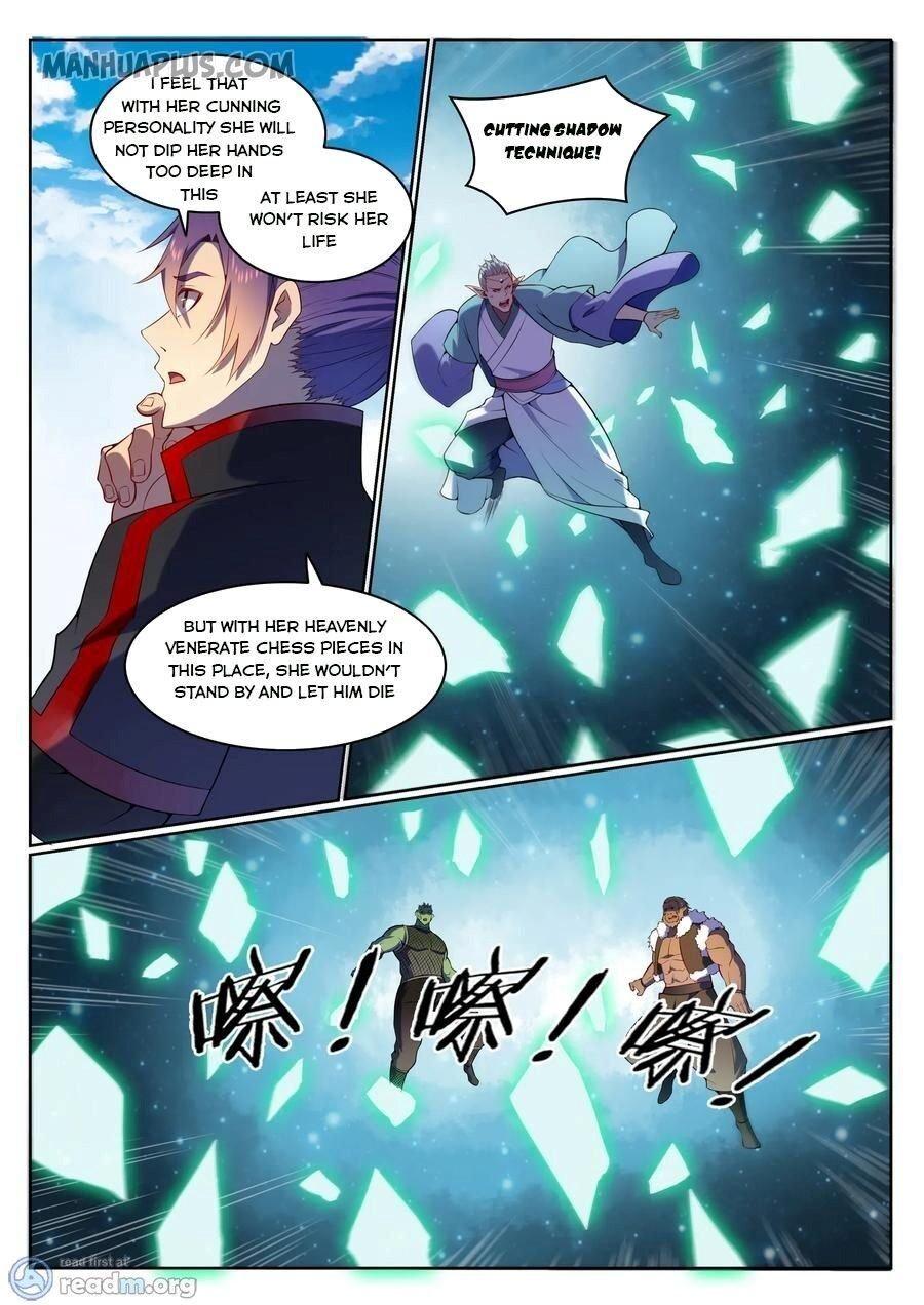 Manga Apotheosis - Chapter 573 Page 1
