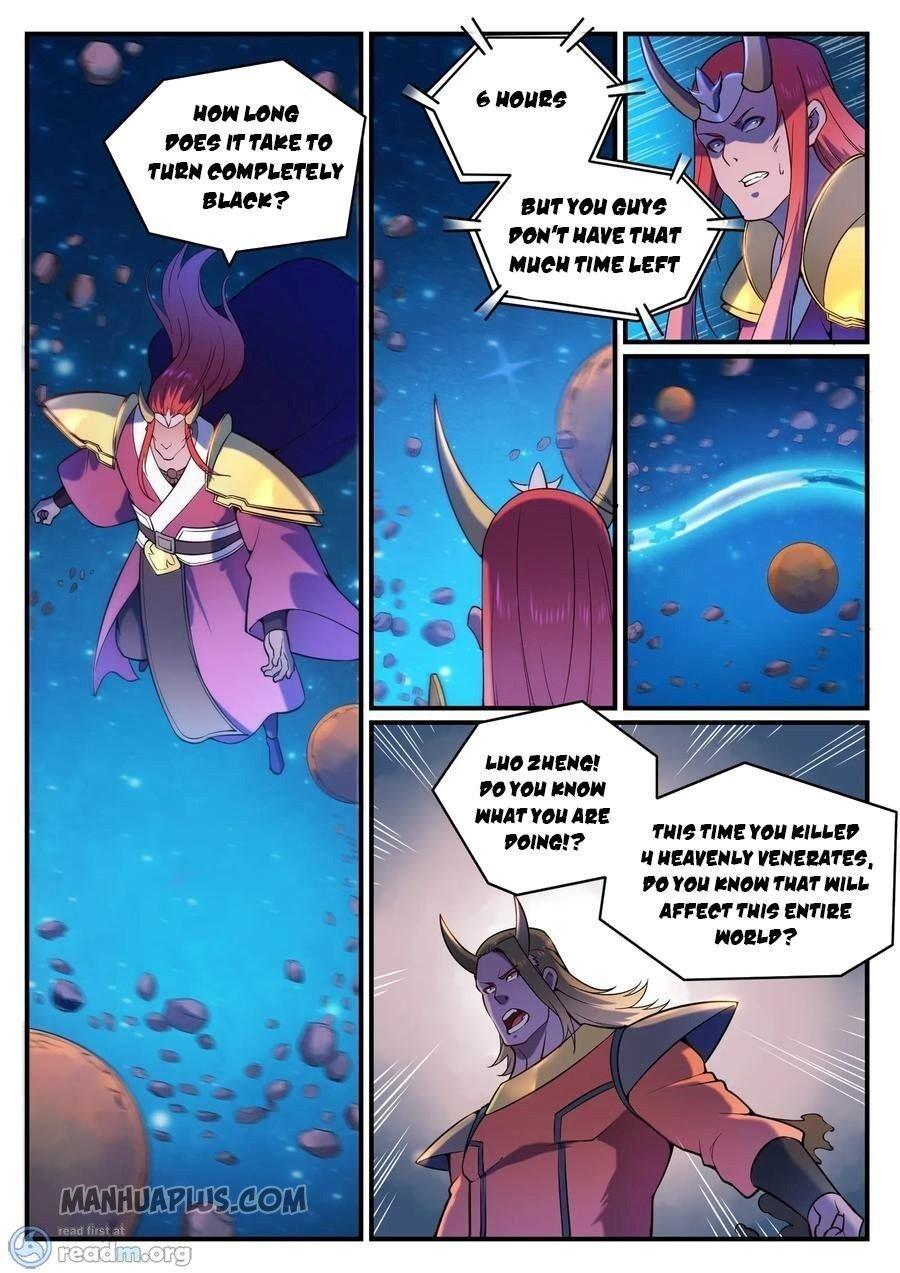 Manga Apotheosis - Chapter 572 Page 1