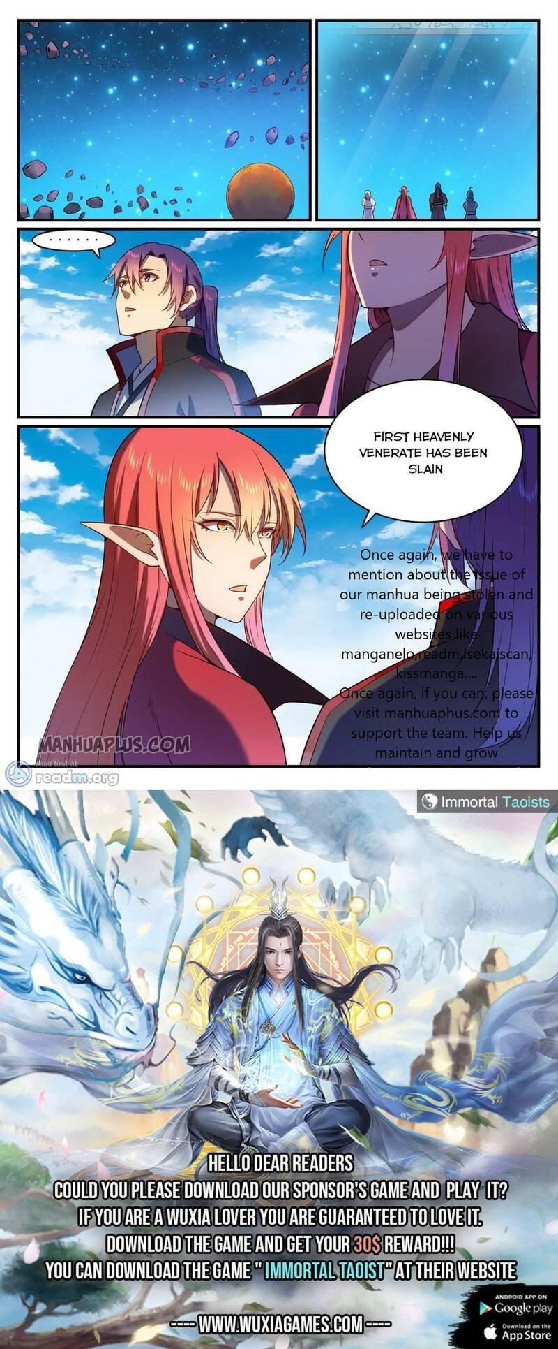 Manga Apotheosis - Chapter 572 Page 15