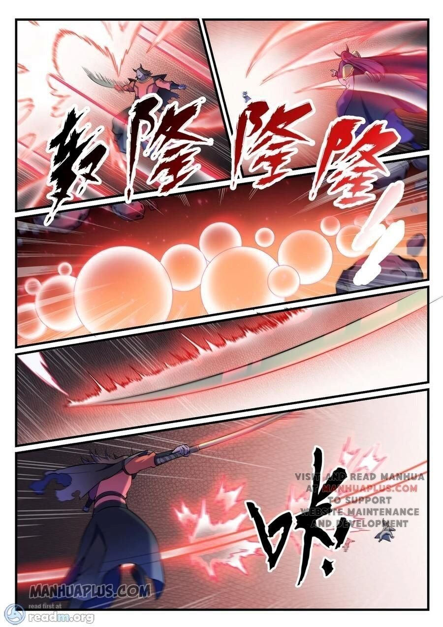 Manga Apotheosis - Chapter 572 Page 10
