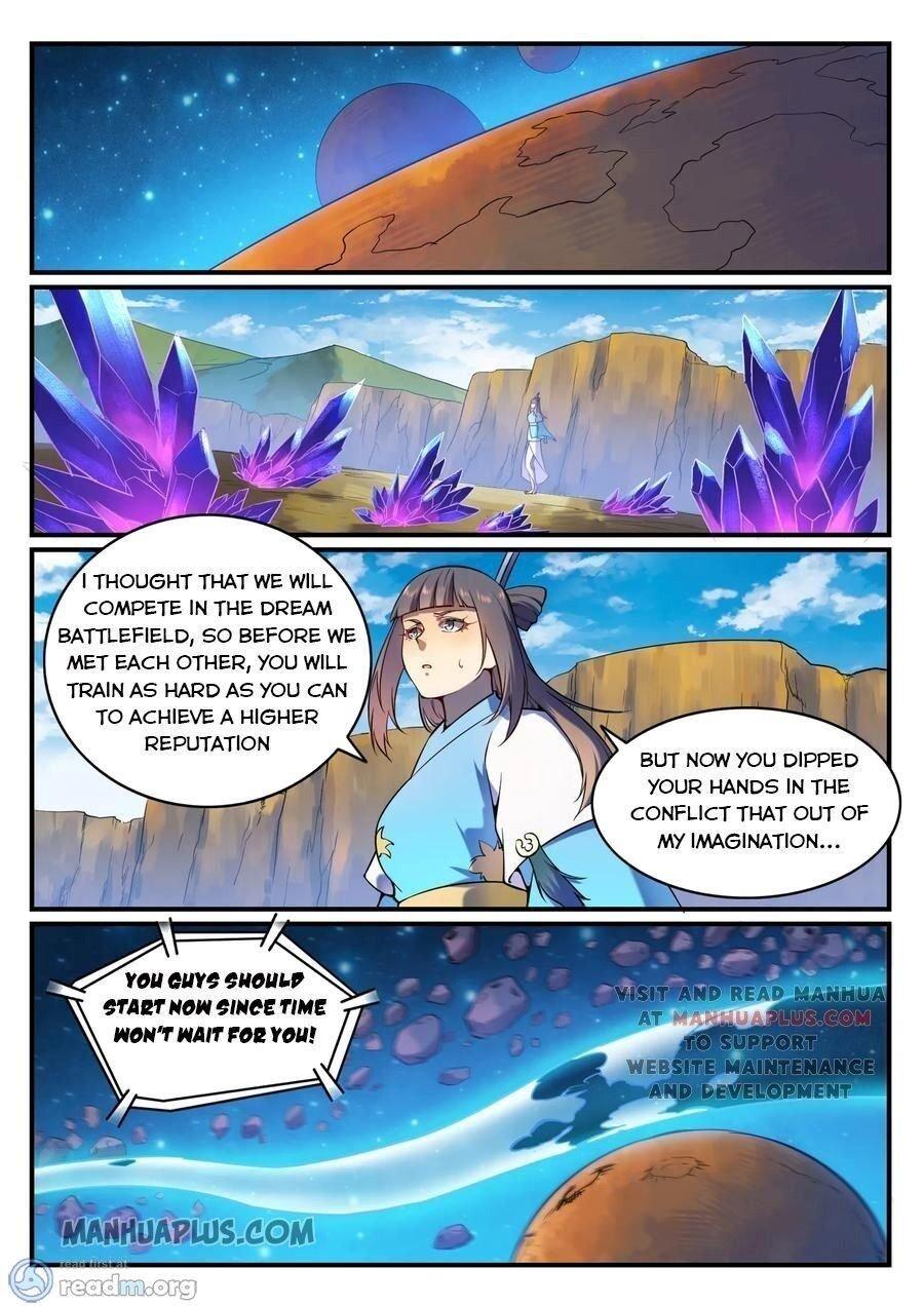 Manga Apotheosis - Chapter 572 Page 3