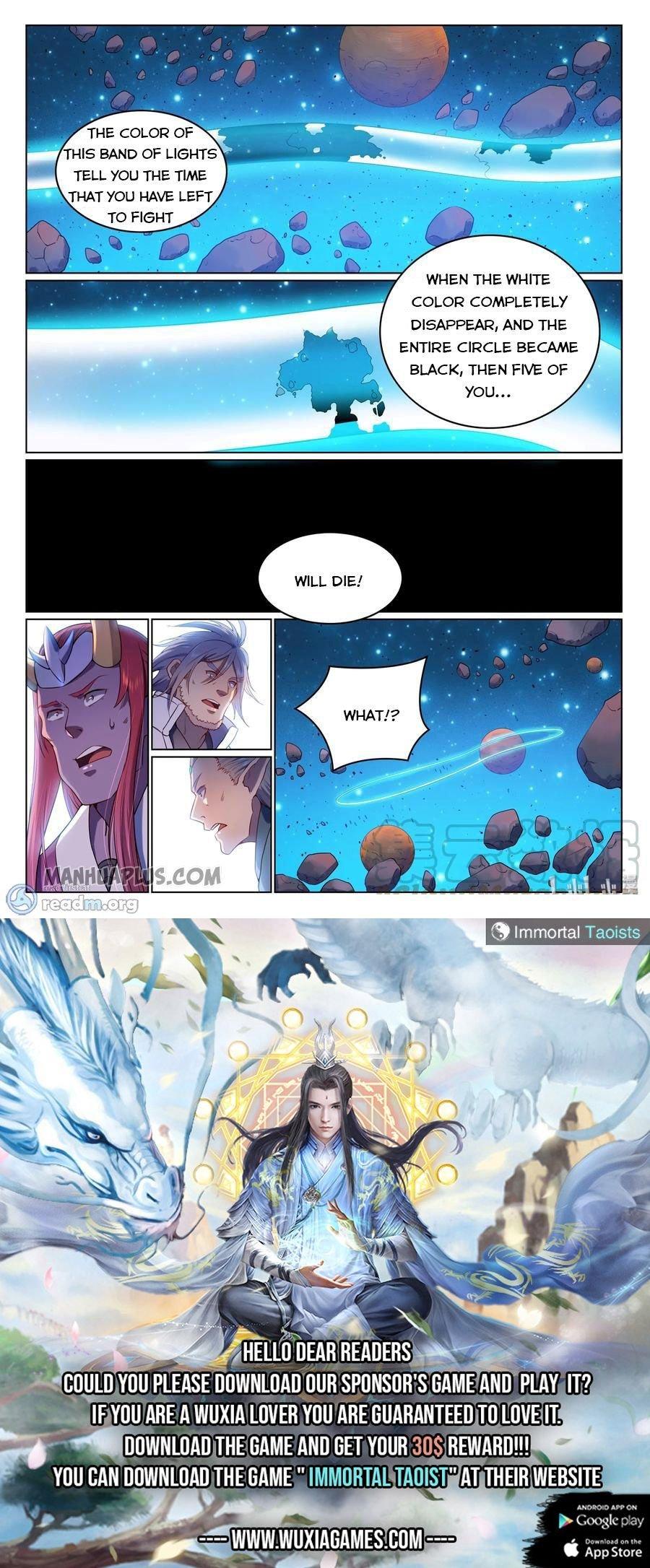 Manga Apotheosis - Chapter 571 Page 15
