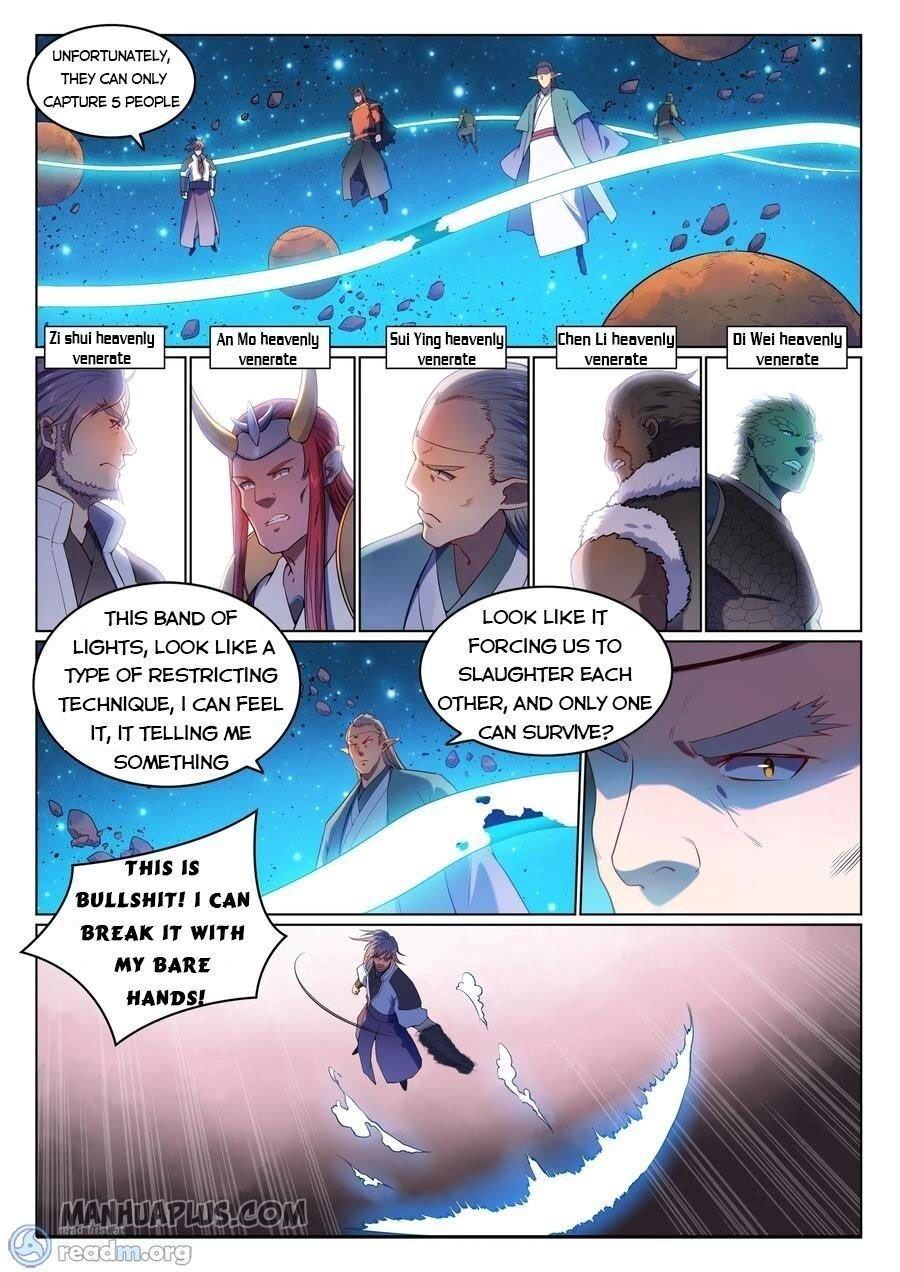 Manga Apotheosis - Chapter 571 Page 8