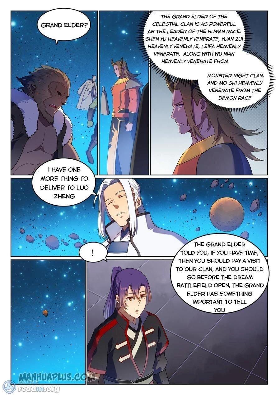 Manga Apotheosis - Chapter 571 Page 2