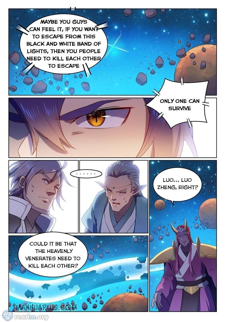 Manga Apotheosis - Chapter 571 Page 12