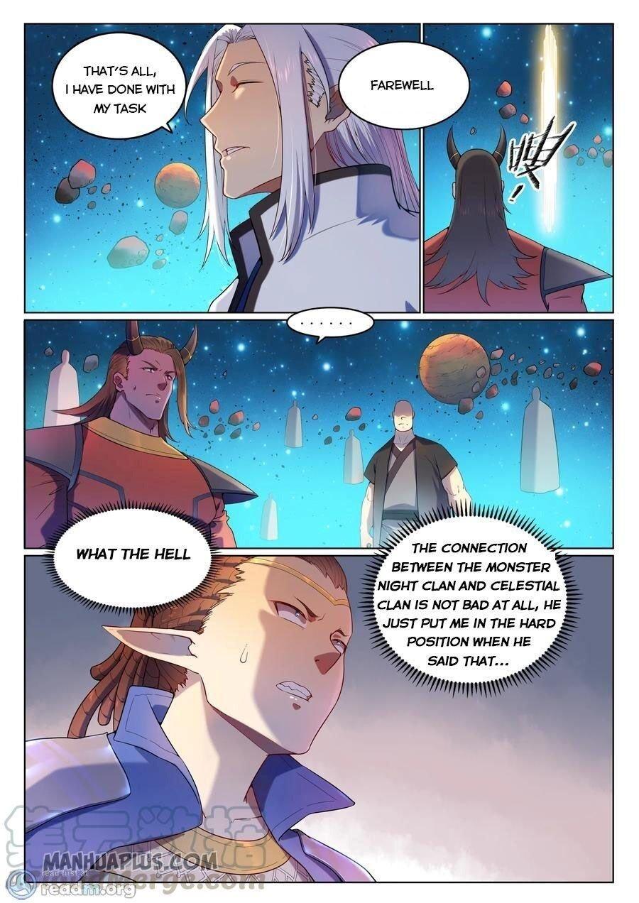 Manga Apotheosis - Chapter 571 Page 3