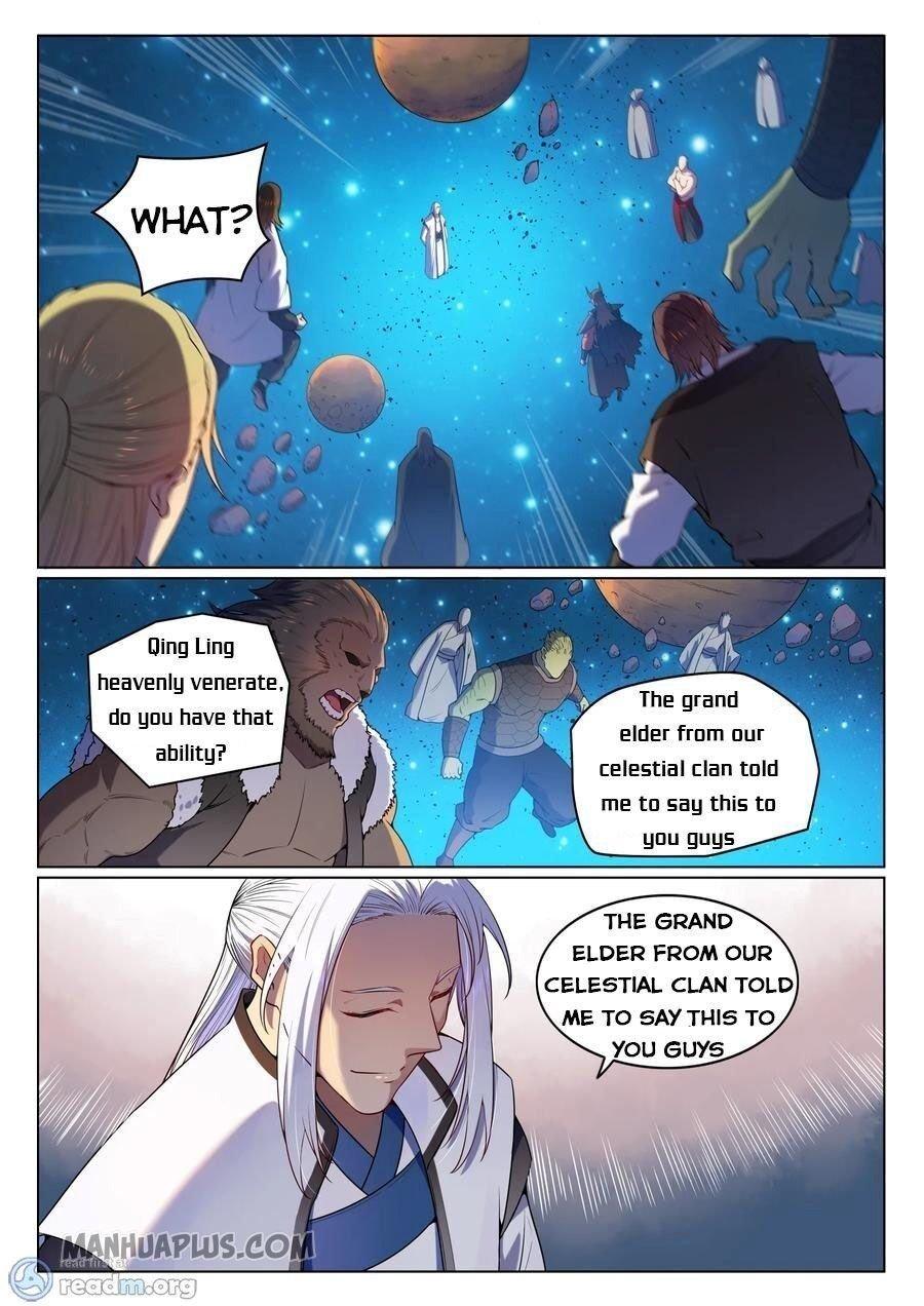Manga Apotheosis - Chapter 571 Page 1