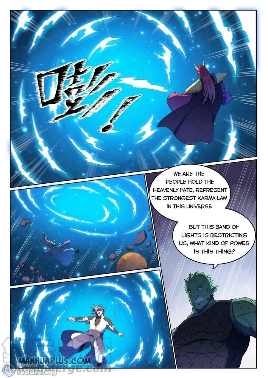 Manga Apotheosis - Chapter 571 Page 11