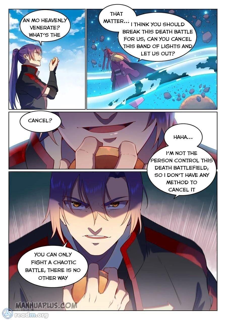 Manga Apotheosis - Chapter 571 Page 13