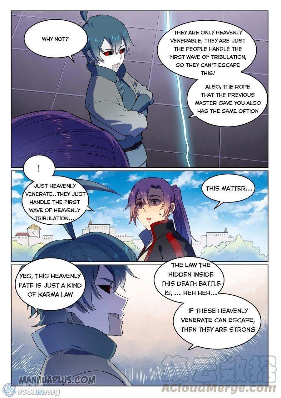 Manga Apotheosis - Chapter 571 Page 7