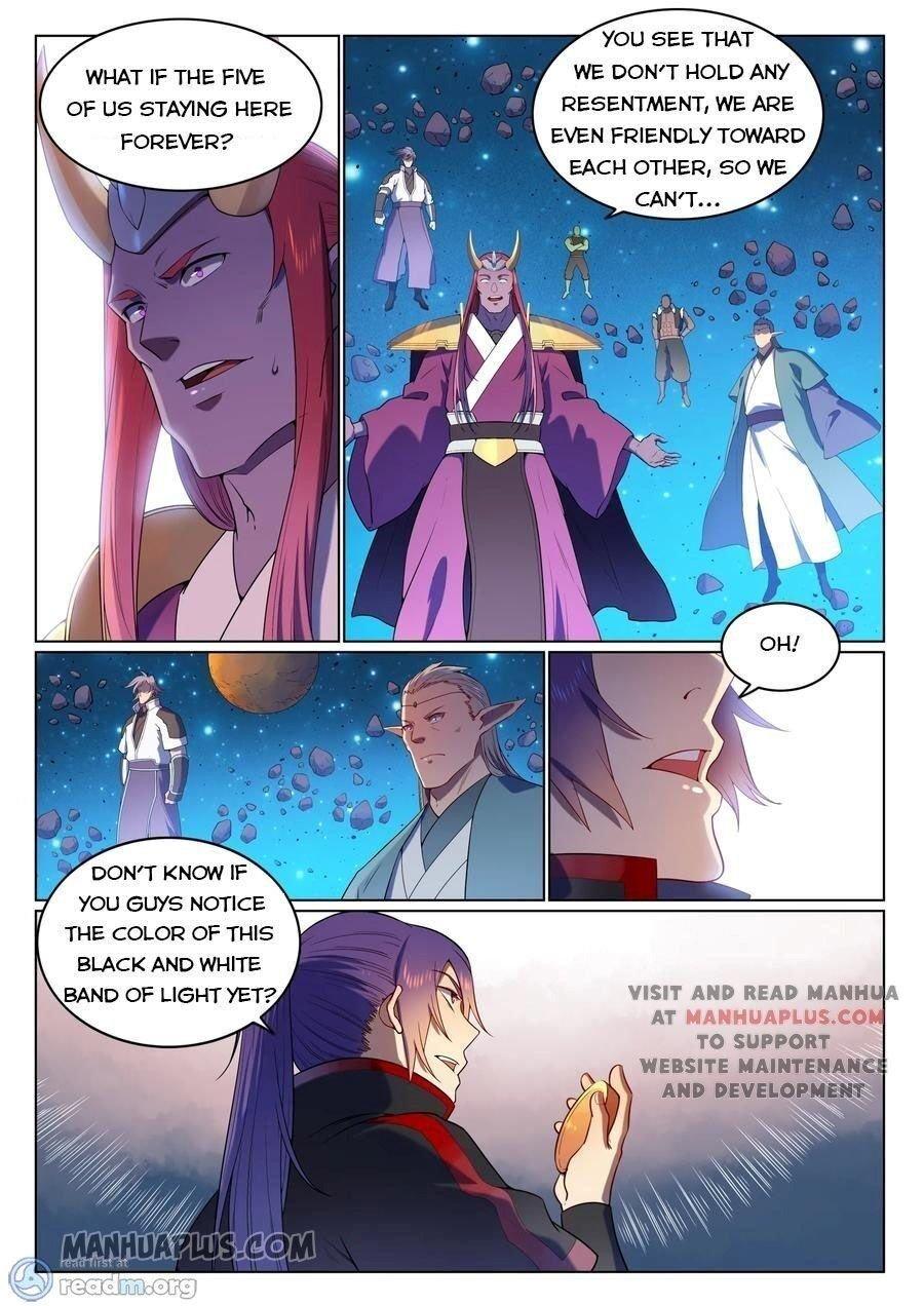 Manga Apotheosis - Chapter 571 Page 14