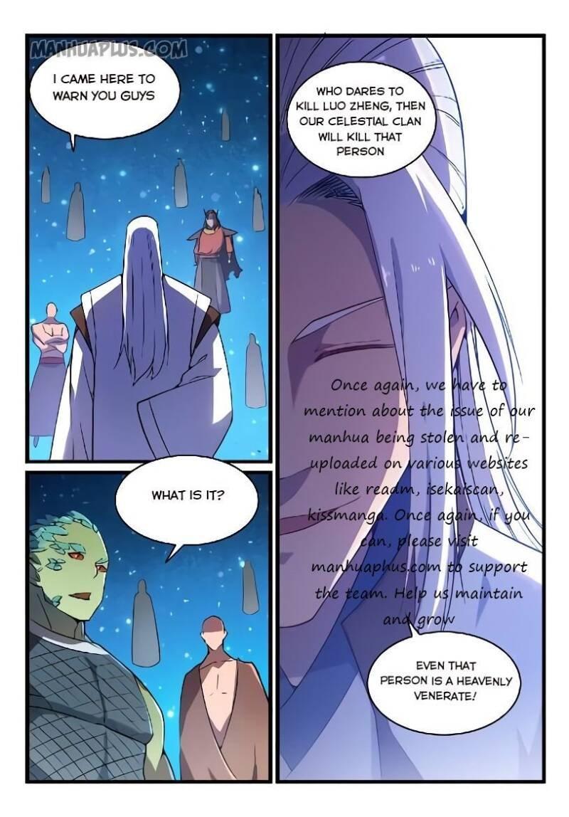 Manga Apotheosis - Chapter 570 Page 15