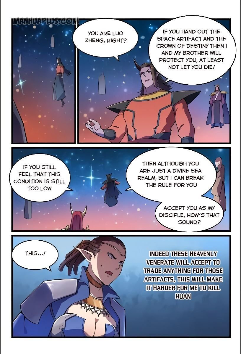 Manga Apotheosis - Chapter 570 Page 4