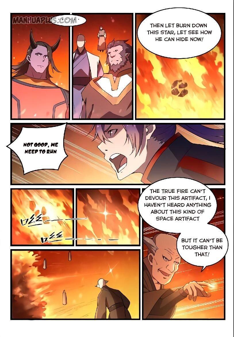 Manga Apotheosis - Chapter 570 Page 2