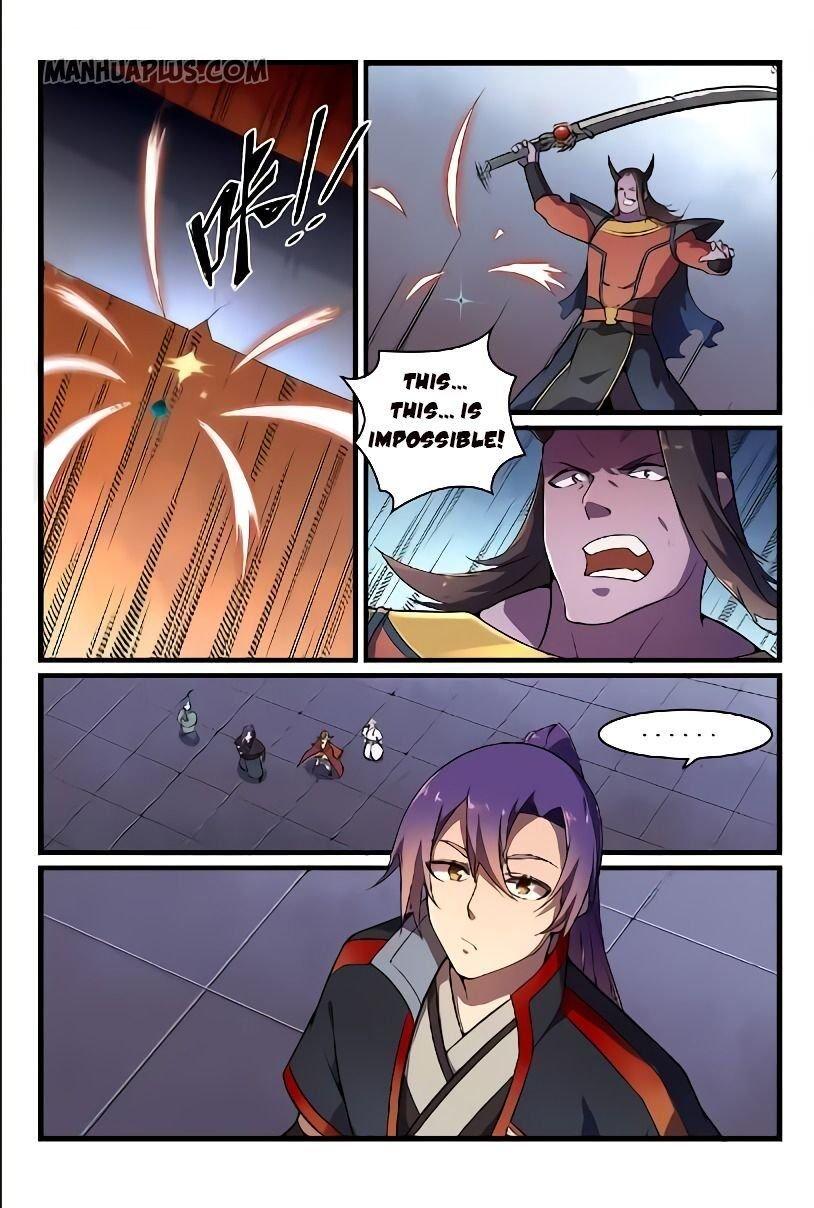 Manga Apotheosis - Chapter 570 Page 10