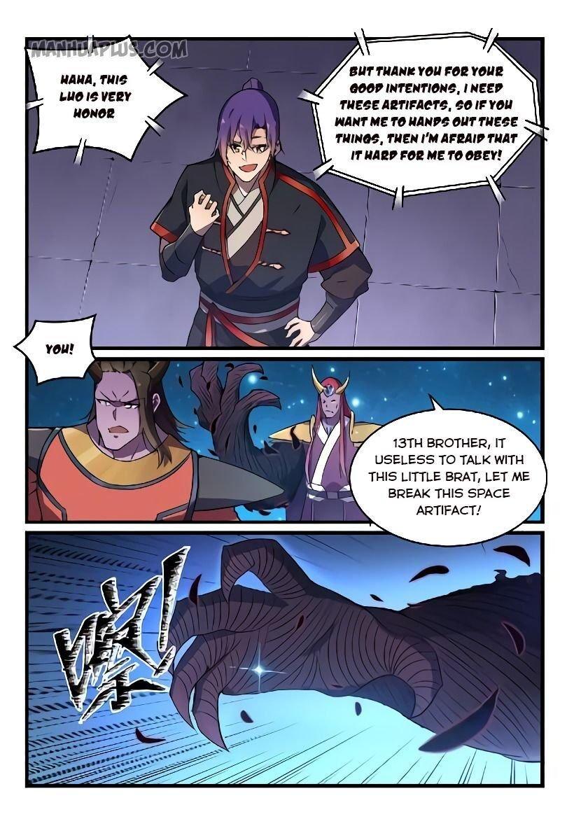 Manga Apotheosis - Chapter 570 Page 5