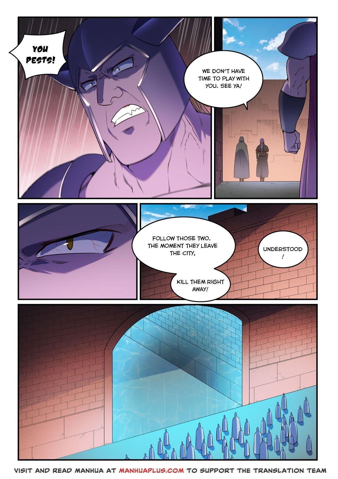 Manga Apotheosis - Chapter 581 Page 11