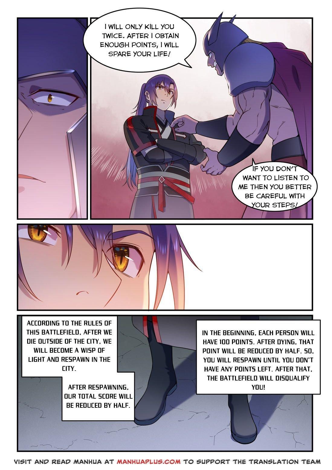 Manga Apotheosis - Chapter 581 Page 9
