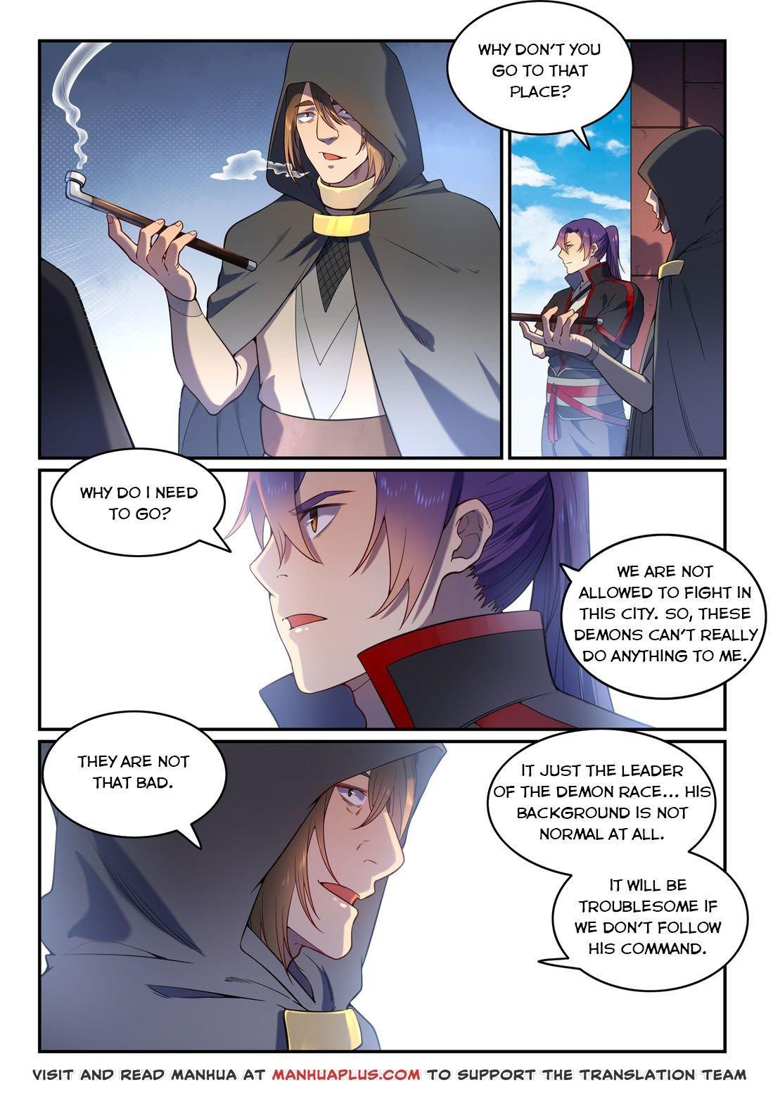 Manga Apotheosis - Chapter 581 Page 5