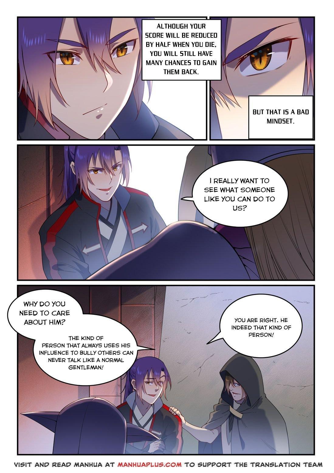 Manga Apotheosis - Chapter 581 Page 10