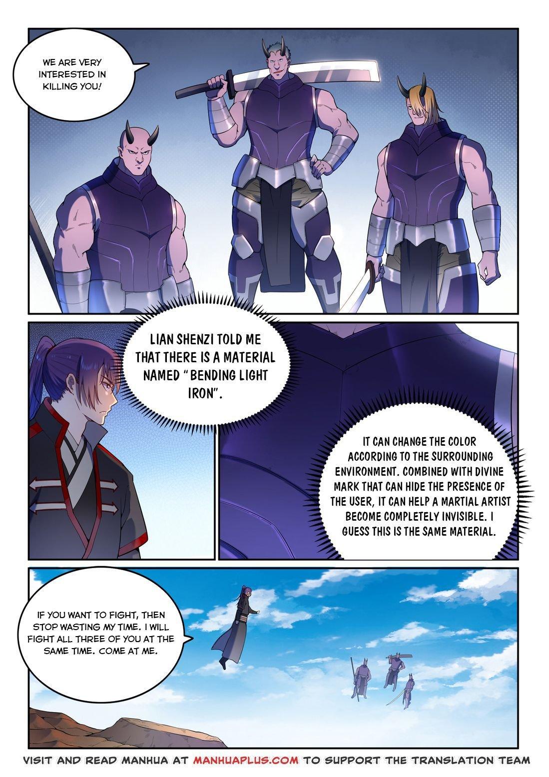 Manga Apotheosis - Chapter 582 Page 6