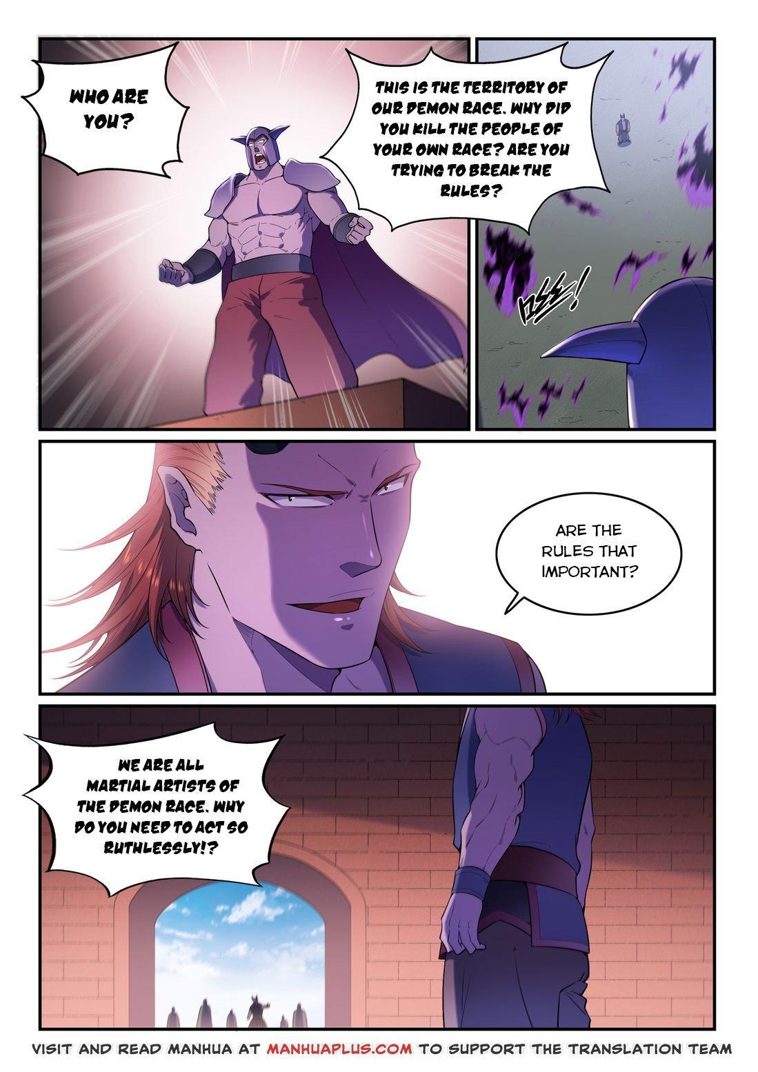 Manga Apotheosis - Chapter 582 Page 2