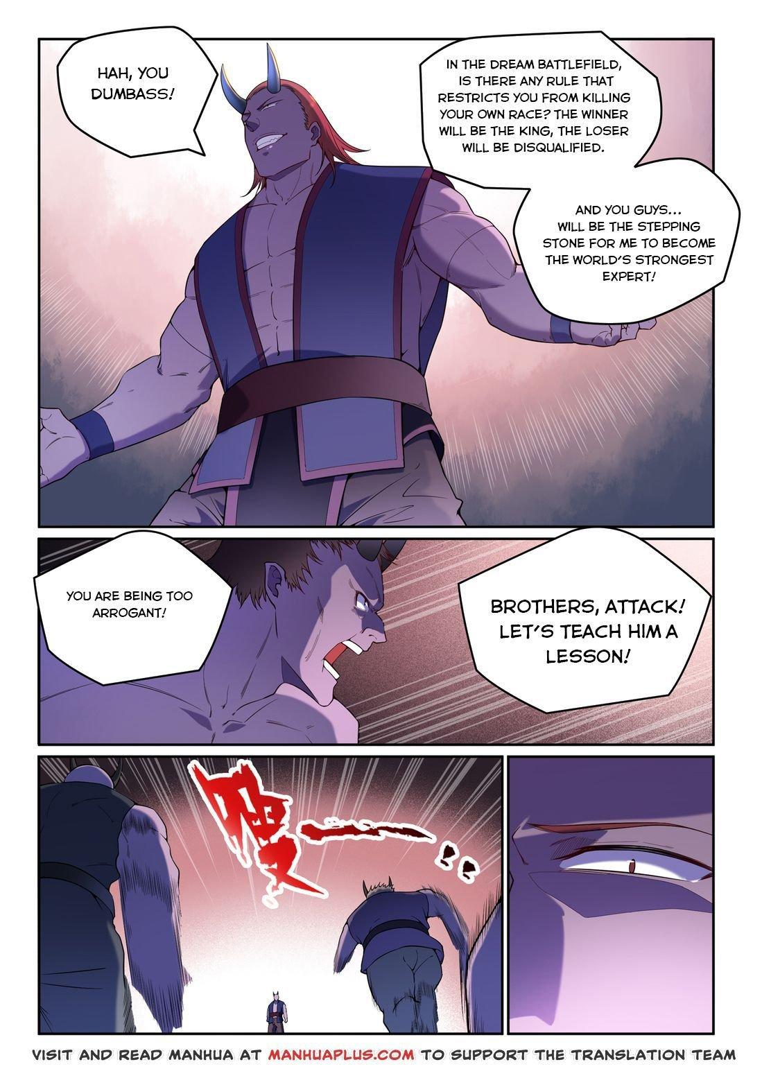 Manga Apotheosis - Chapter 582 Page 3