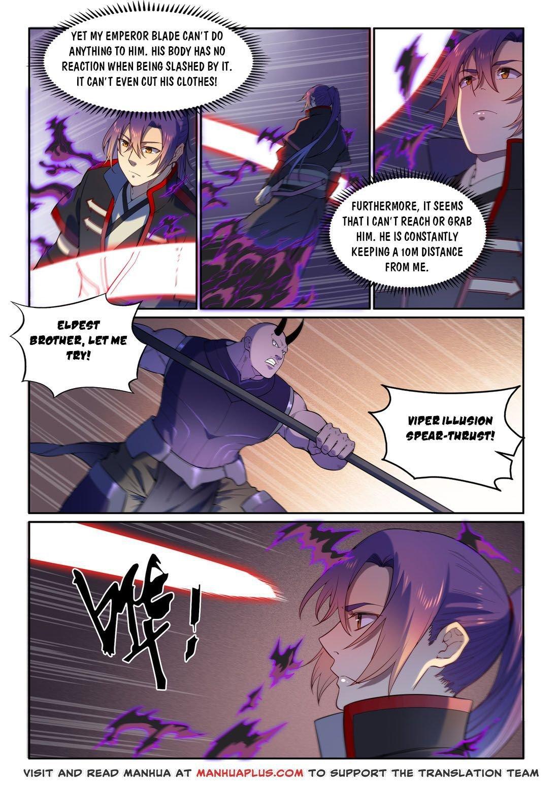 Manga Apotheosis - Chapter 582 Page 12