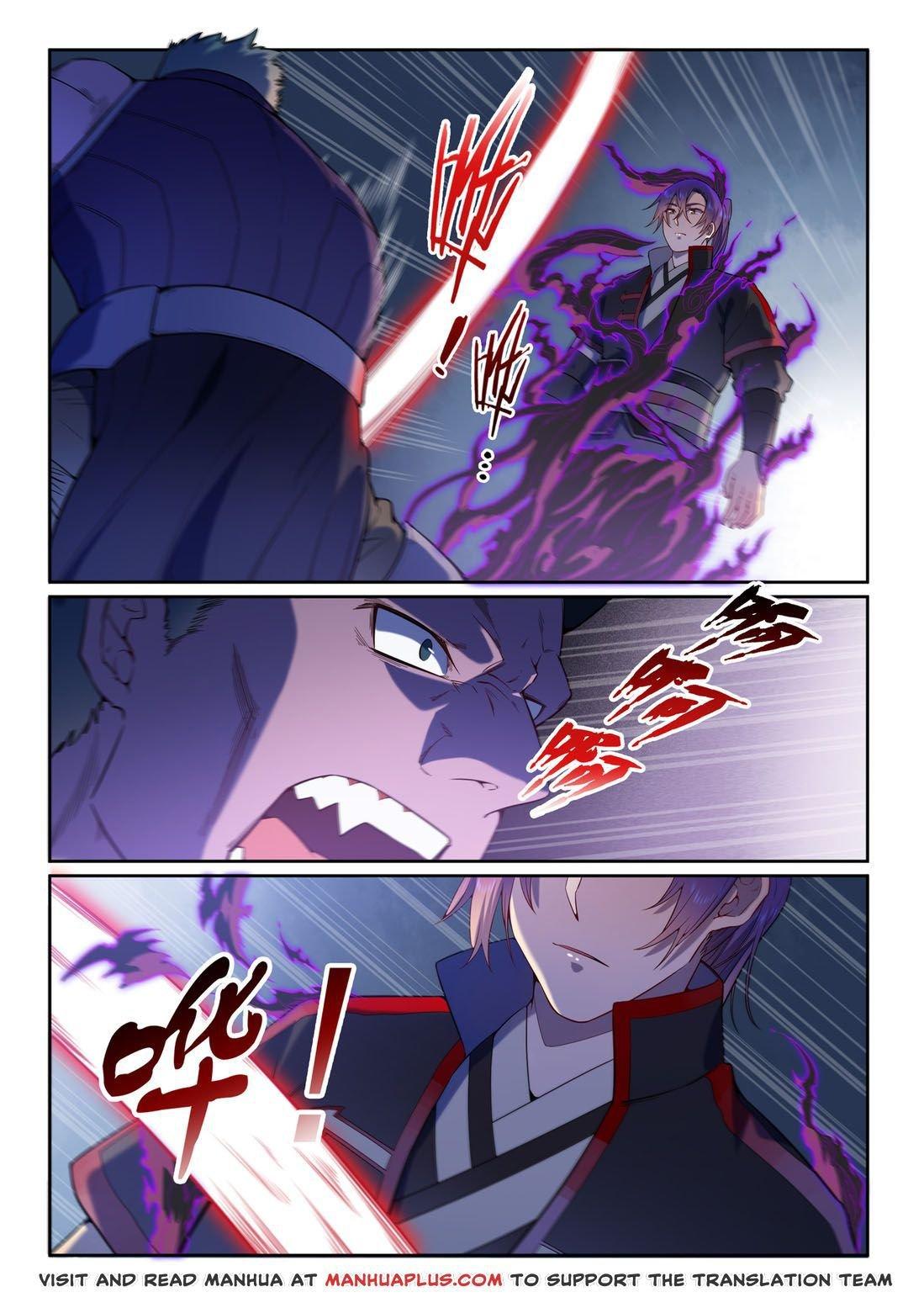 Manga Apotheosis - Chapter 582 Page 10